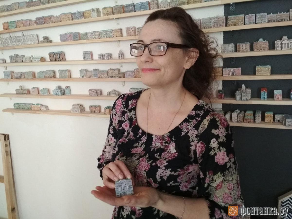 Мила Кузнецова, руководитель творческих мастерских «Легко-Легко»