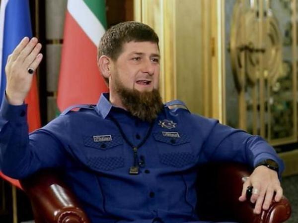 У Кадырова работает: глава Чечни продвигает Слуцкого в заблокированном Тelegram