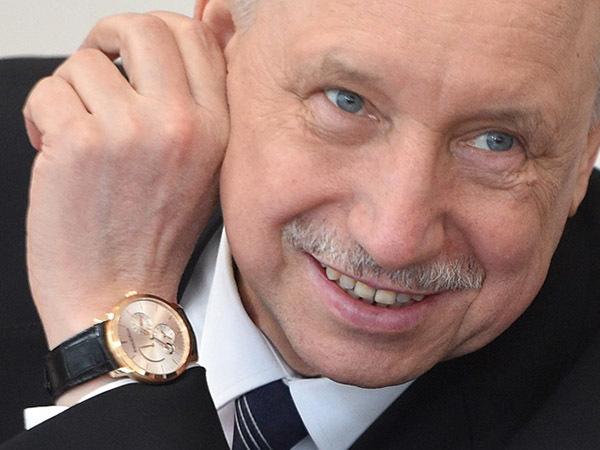 Александр Беглов, фото -  Александр Миридонов/Коммерсантъ