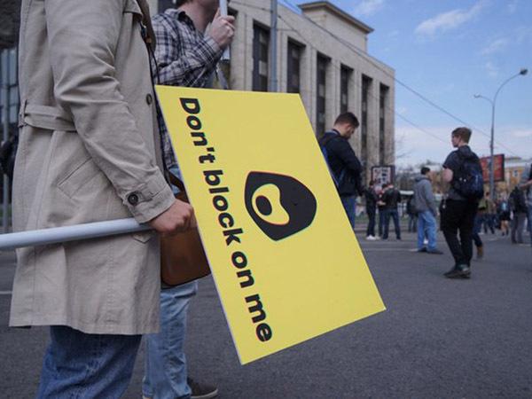 Москва готовится постоять за Telegram