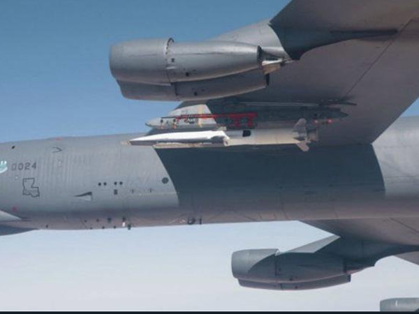 США померились с Россией гиперзвуковыми ракетами