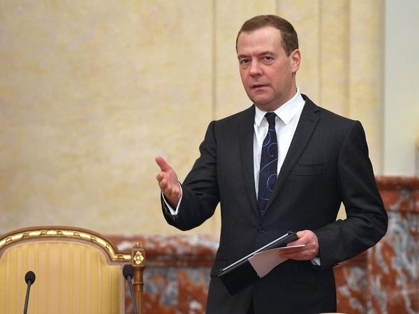 Дмитрий Медведев//Александр Миридонов/Коммерсантъ