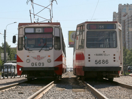 Как форум изменит транспорт Петербурга