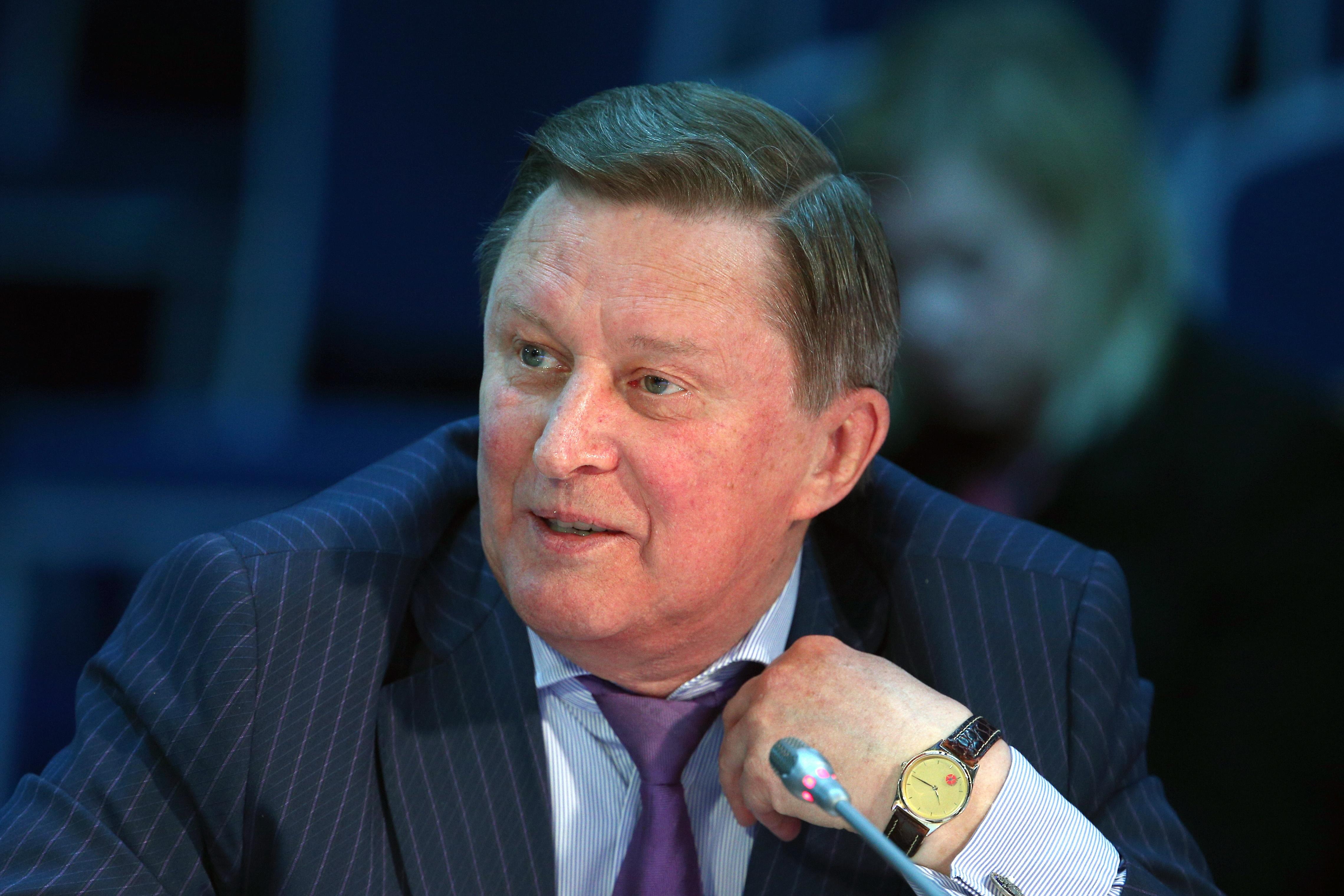 специальный представитель президента России по вопросам природоохранной деятельности, экологии и транспорта Сергей Иванов