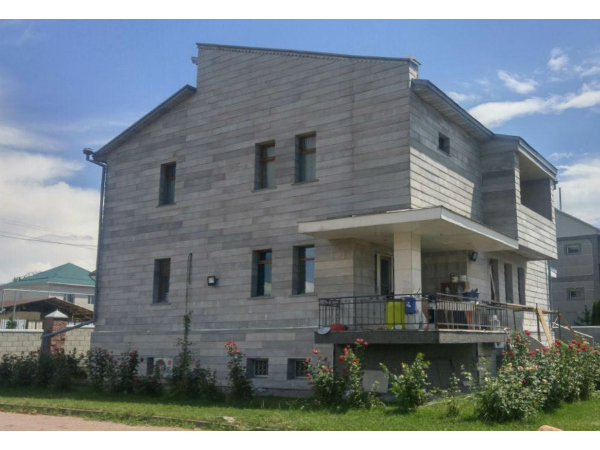 Облицовка зданий: честный взгляд на хризотилцементный сайдинг