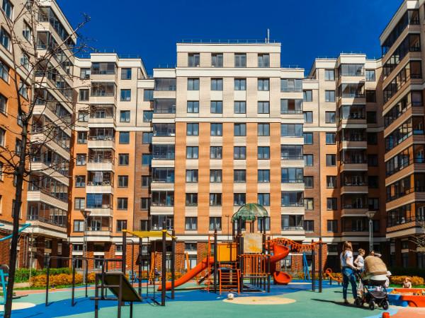 Урбанизм в новых кварталах комфорт-класса