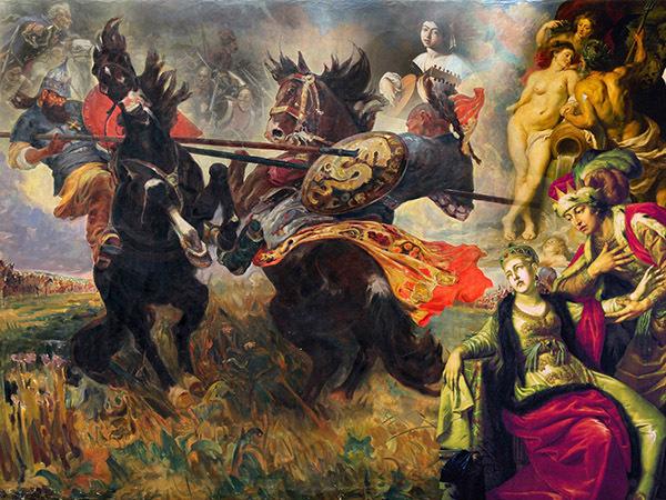 Иван Грозный убивает: еще семь картин, в которых «все ложь»