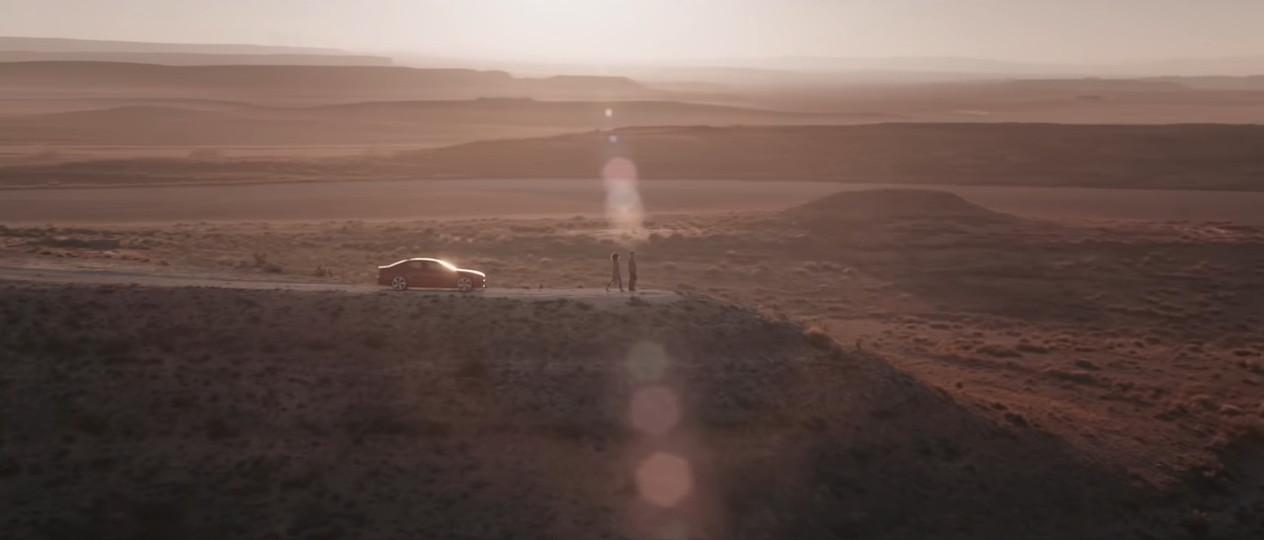 Кадр из видео на YouTube-канале Volvo Cars