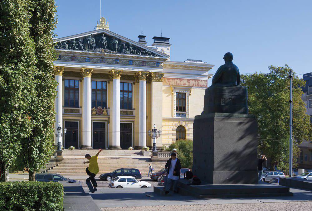 Дом сословий - Esko Jämsä, City of Helsinki
