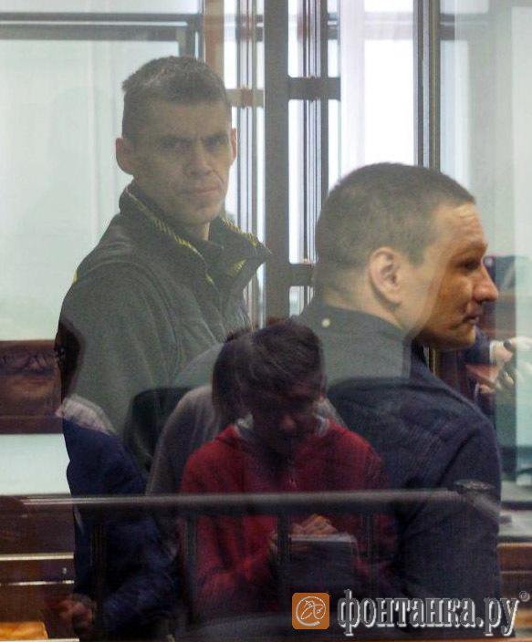 Данила Веселов (слева) и Михаил Кавтаскин (справа)