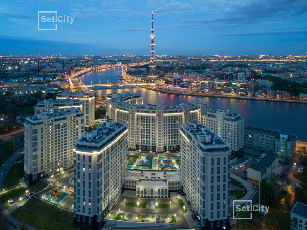 Готовые элитные квартиры на Ушаковской набережной со скидкой 20%