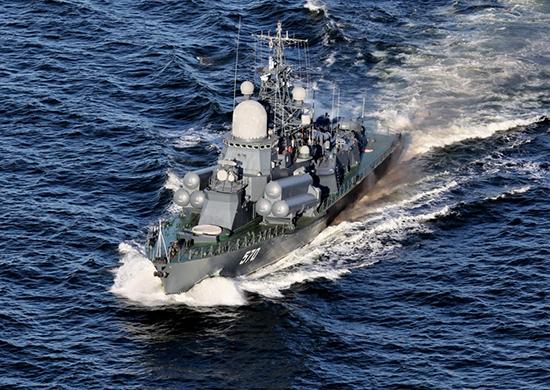 Малый ракетный корабль «Ливень»