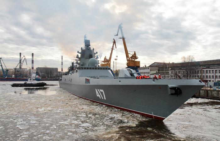 Фрегат «Адмирал Горшков»