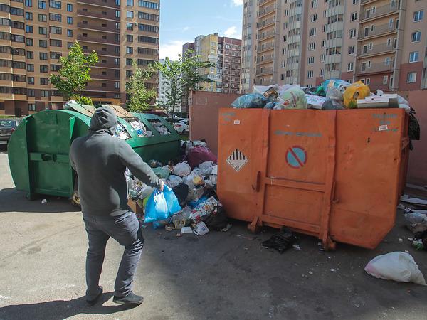 Вывезем мусор в три раза дороже. В Смольном готовят новые тарифы