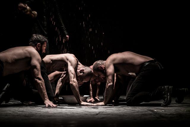 Alessandro Serra, Tampere Theatre Festival