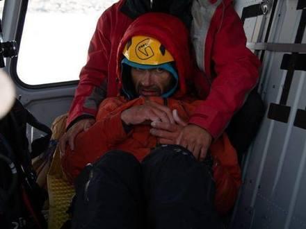 Только дождись. Как петербургский альпинист выбрался живым из снежной ловушки в Пакистане