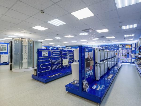 Магазину «Сантехника-Онлайн» в Санкт-Петербурге исполнился год