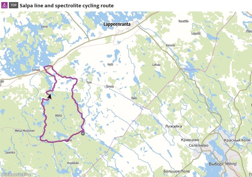 Колесим по Финляндии: Топ-7 веломаршрутов для любителей приключений (Иллюстрация 1 из 9)