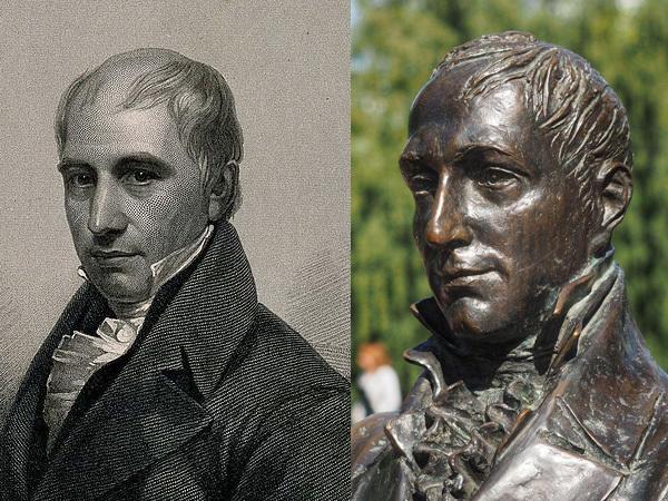 Как Алексей Миллер подарил Петербургу вместо русского зодчего шотландского химика из Википедии