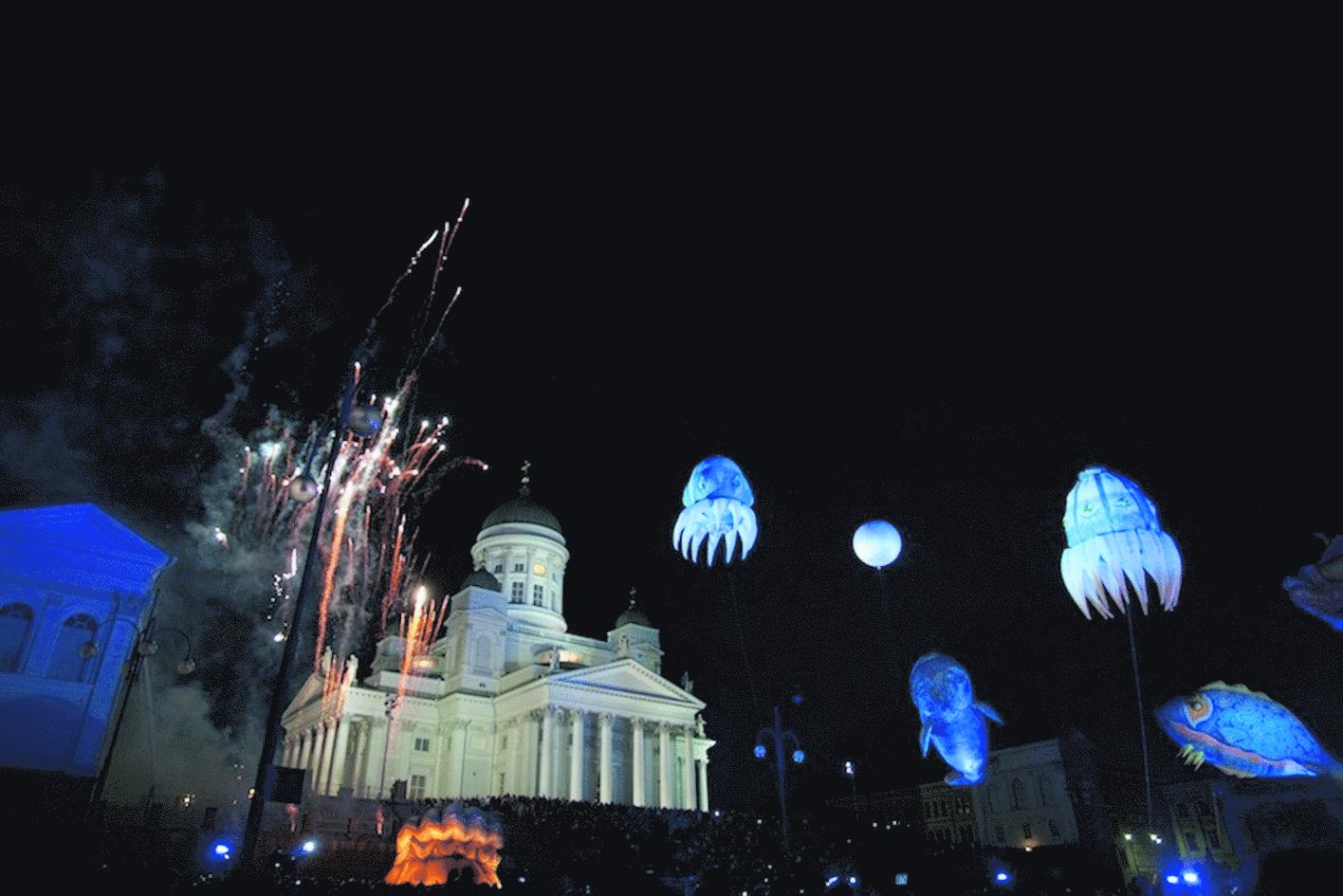 SasaTkalcan, Visit Helsinki