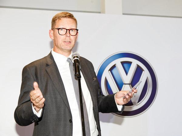 Глава Volkswagen в России: Мы хотим долю рынка Lada