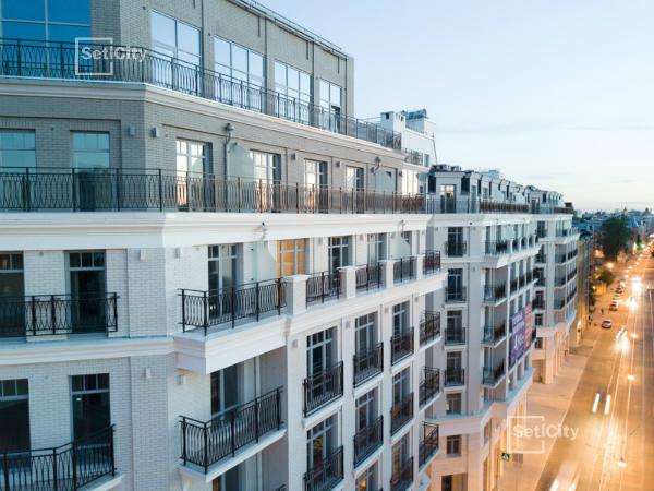 Дух города: архитектура элитных домов Петербурга