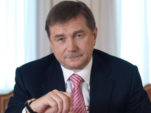 Глава службы корпоративной защиты «Газпрома» Хомяков: Волейбол – наш вид спорта