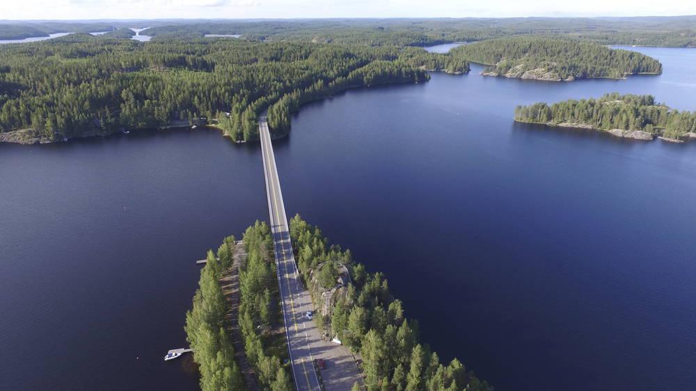 Juha Markkanen, Visit Finland