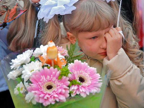 «Наши дети не услышат первый звонок». Как петербургские школьники начинают учебный год