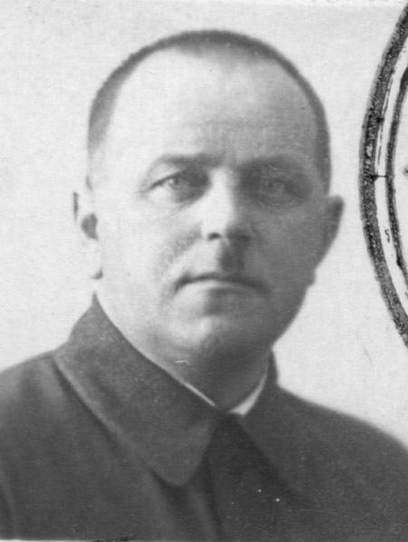 Капитан Матвеев