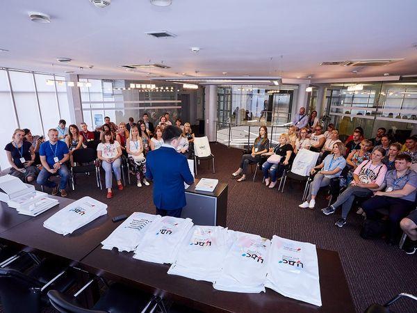Более ста региональных партнёров Группы ЦДС встретились в Санкт-Петербурге