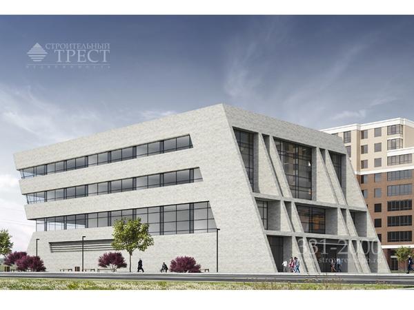 «Строительный трест» выставил на продажу торгово-офисный центр в проекте NEWПИТЕР