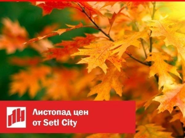 «Петербургская Недвижимость» собирает осенний гербарий