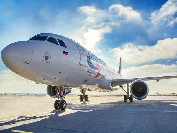 «Уральские авиалинии» перевезли более шести миллионов пассажиров