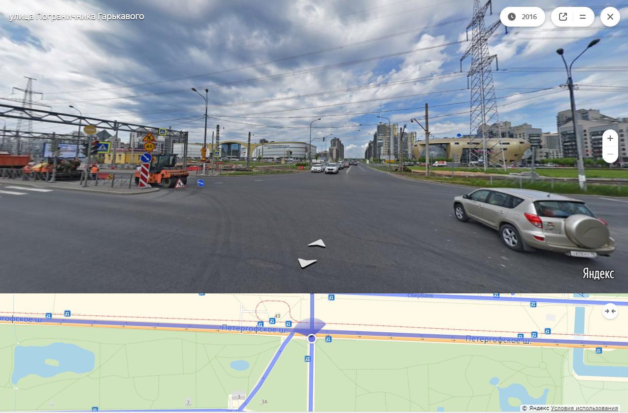 ГУ «ДОДД» просит петербуржцев рассказать, куда они ездят по Петергофскому шоссе (Иллюстрация 1 из 1)