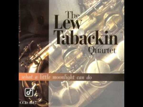 The Lew Tabackin Quartet ‎– What A Little Moonlight Can Do