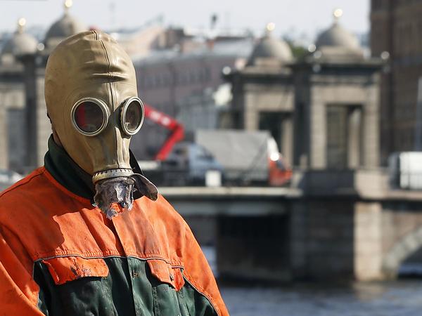 """""""А у нас в подвале газ, а у вас?"""" Урановые залежи Петербурга"""