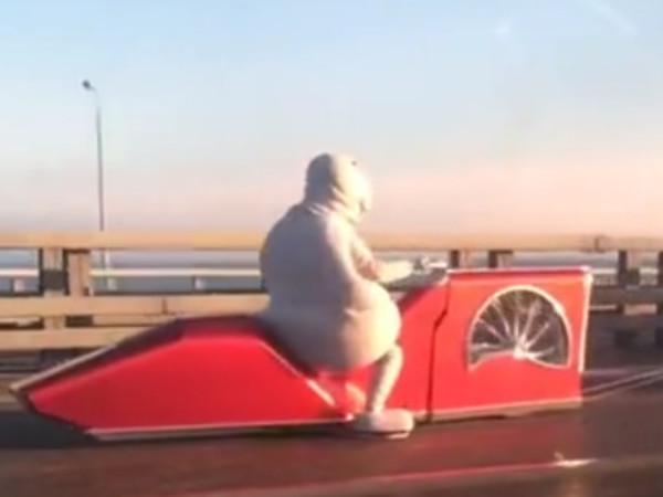 Кадр из видео vk.com/unreleased_dtp