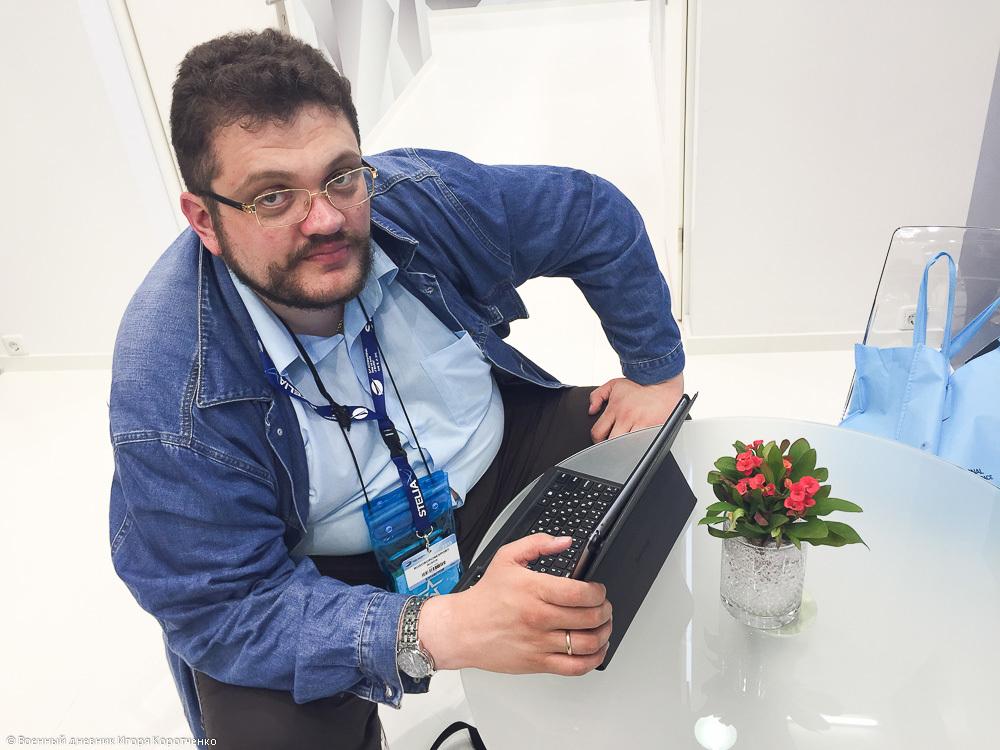 Илья Крамник, фото с сайта livejournal.com/i_korotchenko/