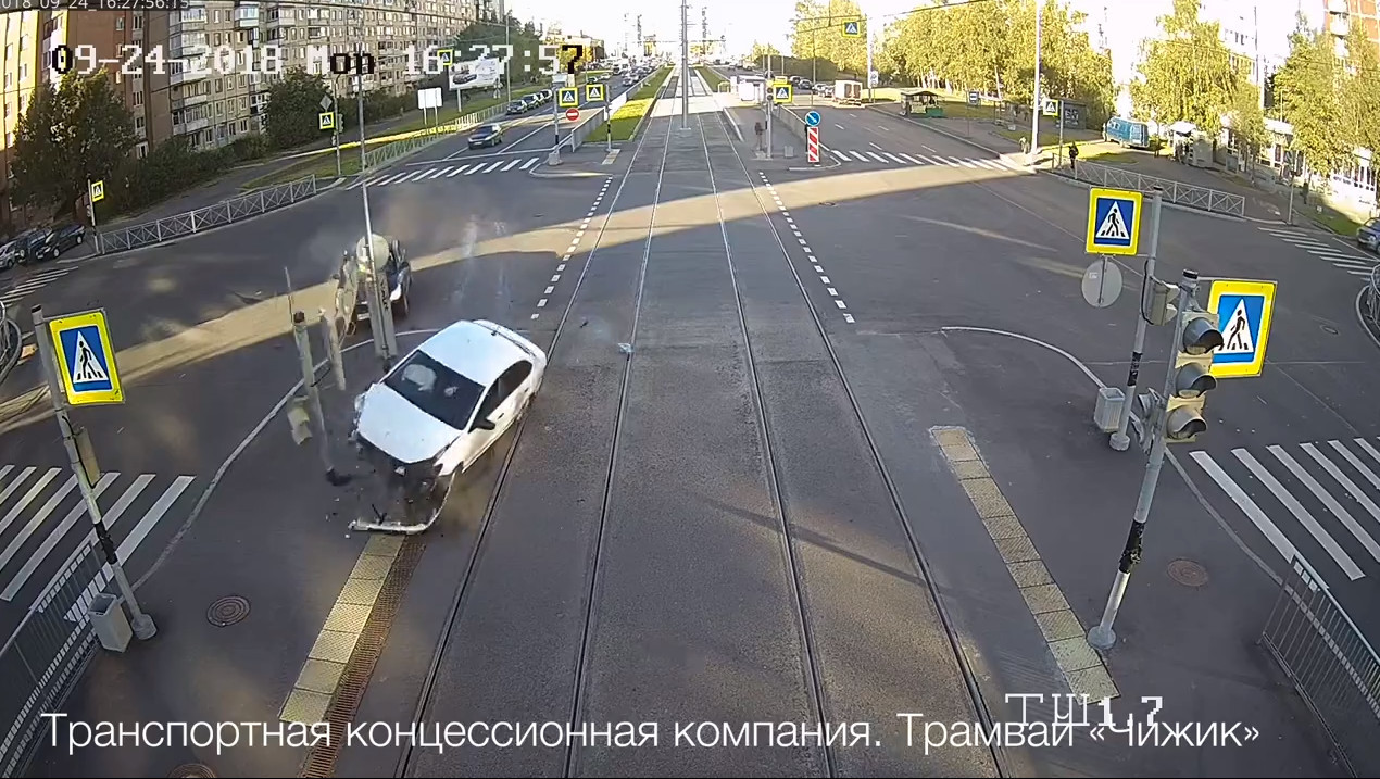 """Кадр из видео """"Чижик Лрт"""" в vk.com"""