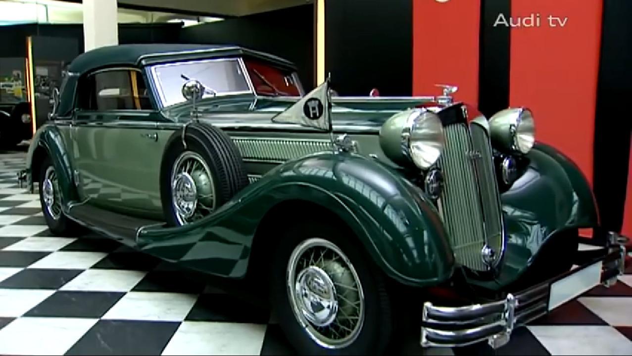 Кадр из видео на YouTube-канале Audi Germany
