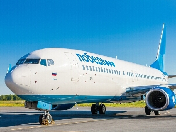 «Победа» перевезла 5 000 000 пассажиров с начала года