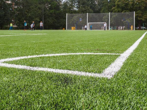 LEGENDA подарила школе в Санкт-Петербурге новый стадион