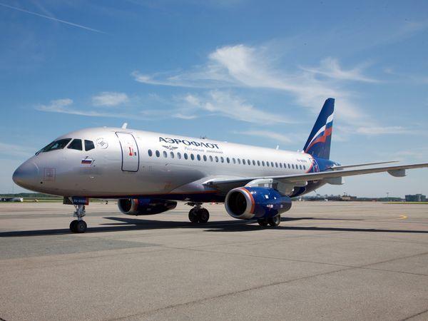 Аэрофлот получил сорок девятый российский самолёт Sukhoi Superjet 100