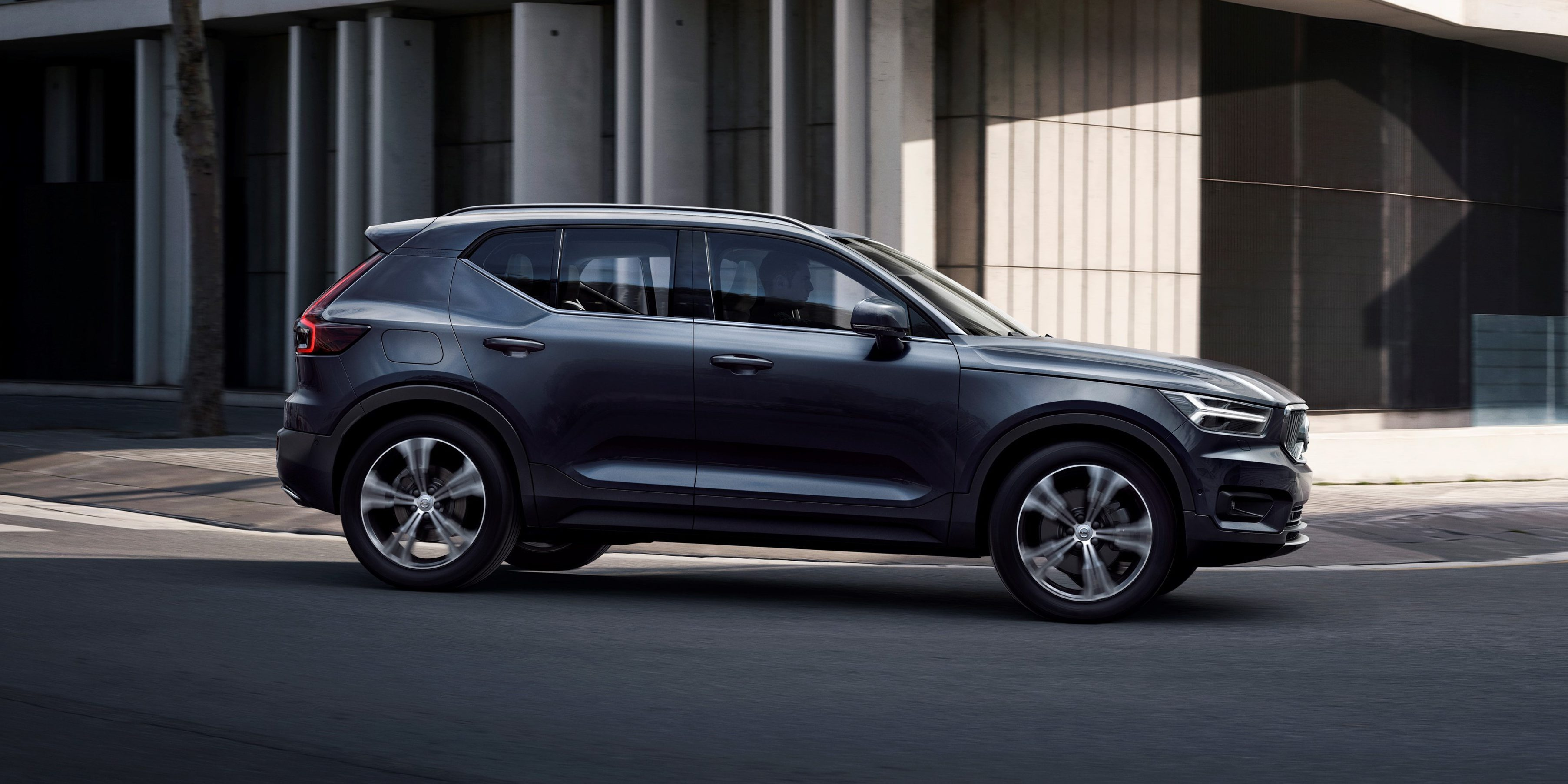 Volvo all-electric XC40
