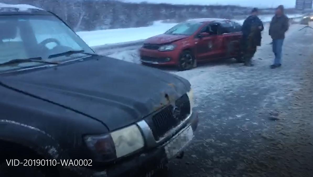 Кадр из видео УГИБДД по Санкт-Петербургу и Ленинградской области