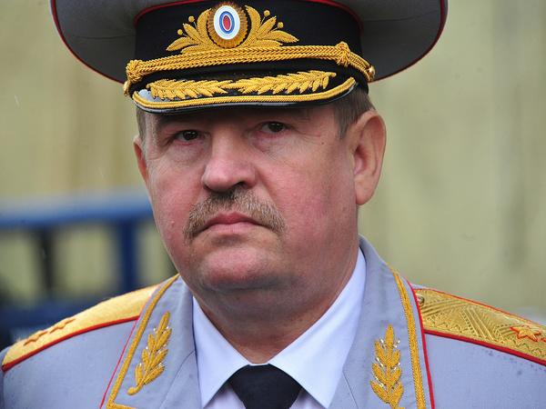 Генерал Умнов уходит в Москву, с нами остается полковник Ильин