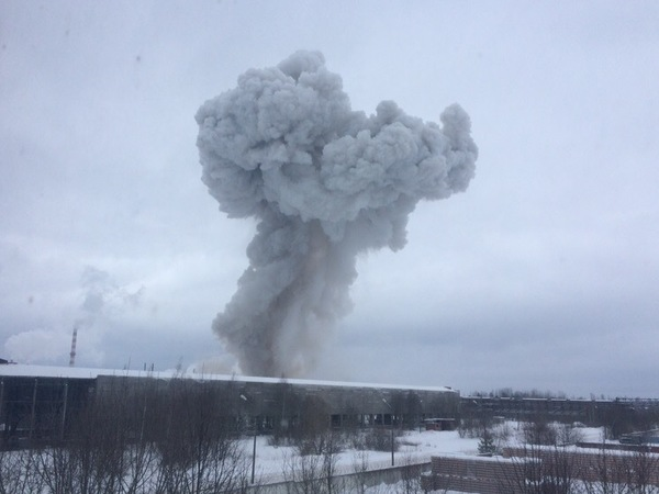 Гендиректор «Полипласт Северо-Запад»: Взрыв на заводе произошел из-за нарушения техники безопасности при ремонте оборудования
