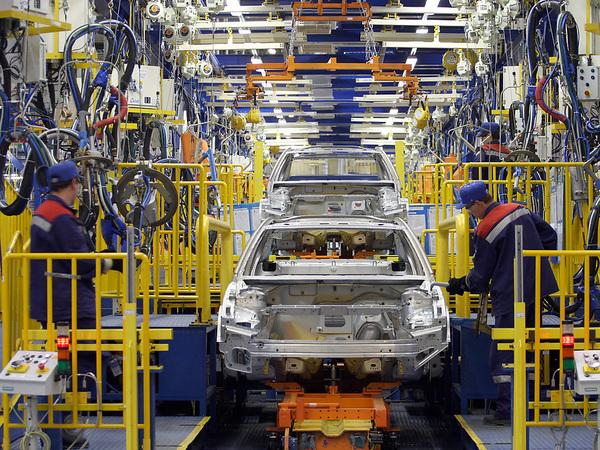 Негерметичная консервация. У General Motors в Петербурге похитили имущество на полмиллиона евро