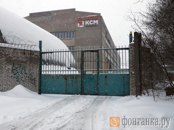 Наточили долгов. Металлообрабатывающий завод «КСМ Северо-Запад» после 10 лет работы перестал платить и закрылся